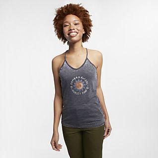 7e156d94f5233 Women's Tank Tops & Sleeveless Shirts. Nike.com