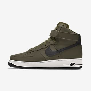 detailed look f439b 0459c Nike Air Force 1 High By You