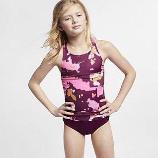 nike girls swimwear