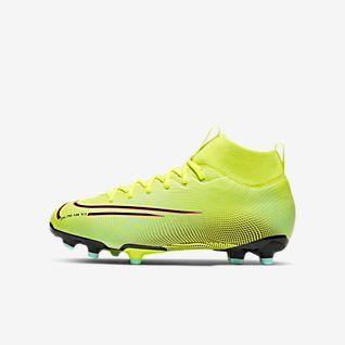 NIke Mens Mercurial Superfly V FG ACC Football Boots Soccer
