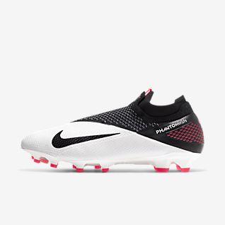 Mulher Branco Futebol Sapatilhas. Nike PT