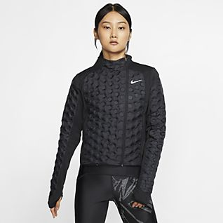 Women's Running Jackets & Vests.