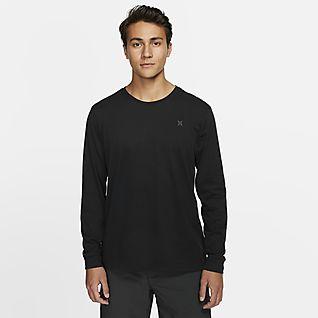 Mens Hurley Dri FIT Tops & T Shirts.