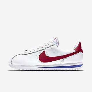 official shop on feet shots of ever popular Nike Cortez Shoes. Nike.com