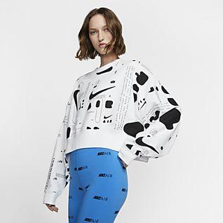 54ae514580c Women's Long Sleeve Shirts. Nike.com