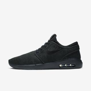 Nike Black Zoom Stefan Janoski Elite Ht for men