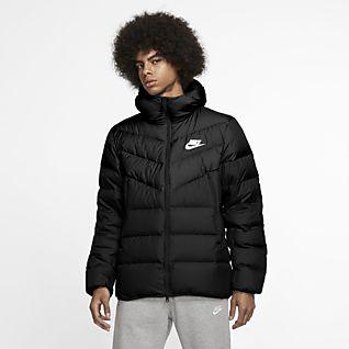Herren Steppjacken. Nike DE