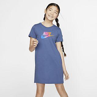99cb709f14a42 Girls' Clothing. Nike.com