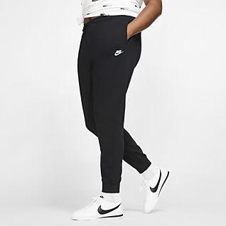 Nike Power 34 Laufhose mit halbhohem Bund für Damen (große Größe)