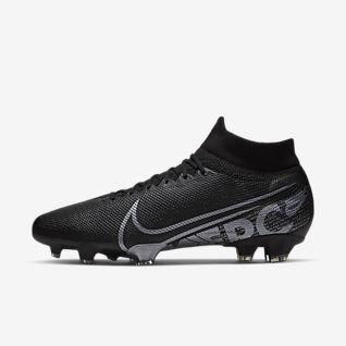 Zapatos Fútbol Nike Hombre Mercurial Superfly Amarillo Flúor