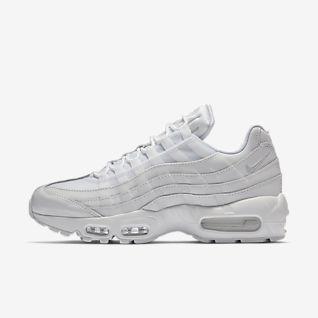 Vit Air Max 95 Skor. Nike SE