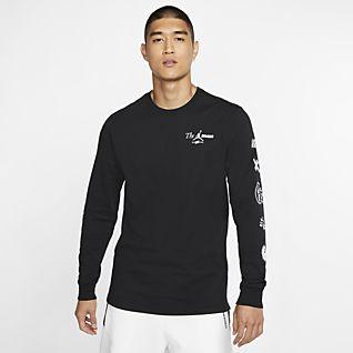 2018 sneakers quite nice pretty cool Jordan Shirts & T-Shirts. Nike.com