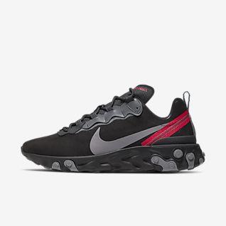 Nike Roshe Run Weiß Schwarzes Nike Zeichen