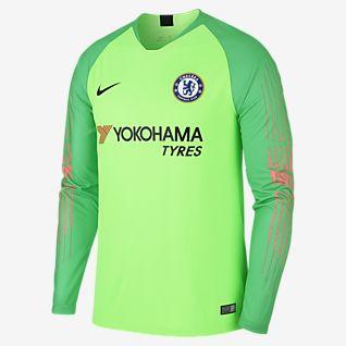 01d005c814211 De arquero Stadium del Chelsea FC 2018 19