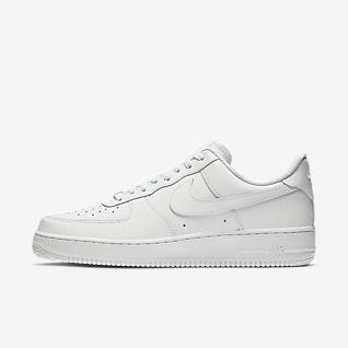Mænd White Air Force 1 Sko. Nike DK