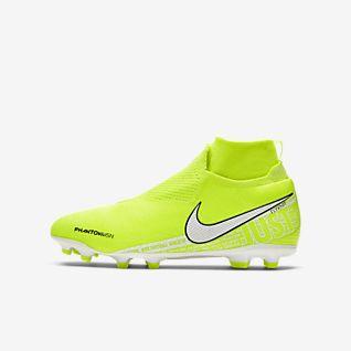 Boys' Soccer Shoes.