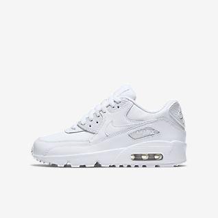 nike air skor online, Nike Air Max 90 Premium Leather Män