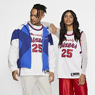 quality design a4235 4df2d 76ers Jerseys & Gear. Nike.com AU