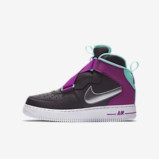 nike air max thea mid blå, Sort Gul Joggesko Nike Free 7.0