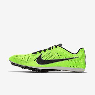 Laufschuhe mit Spikes. Nike DE
