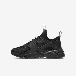 Zapatillas Nike Huarache Negras Hombre Ropa y Accesorios