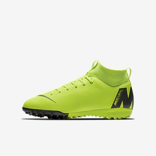 7b9134a6e5a Little Big Kids  Artificial-Turf Soccer Cleat. 1 Color.  45. Nike Jr.  SuperflyX 6 Academy TF