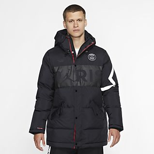 Paris Saint-Germain Herren-Daunenparka