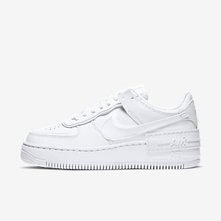 Nike Flywire Air Force 1 Sneakers Marineblau Nike png