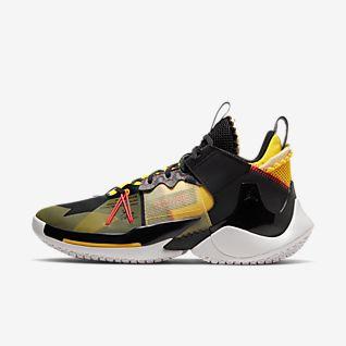 Nike Herren Sportschuhe Basketballschuhe Nike Jordan Jumpman Diamond Mid schwarz