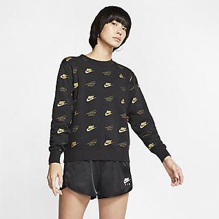 Hoodies & Pullover für Damen. Nike AT