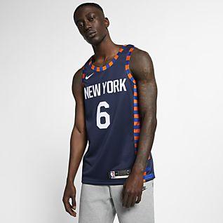 separation shoes 2fedd e3b29 New York Knicks. Nike.com SG