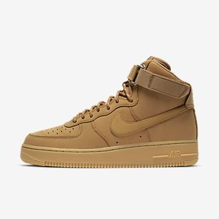 Nike Air Force 1 High Lv8 Green 859338300 | Groen