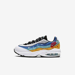 Boys' Air Max 95 Shoes.