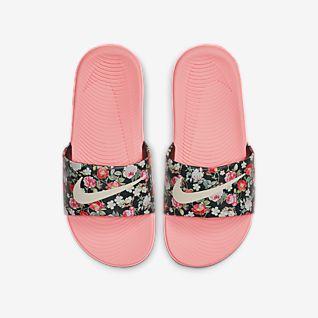 the latest 03e04 a4d86 Girls' Sandals & Slides. Nike.com