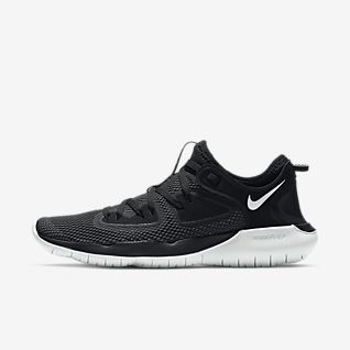 Running Nike Free Shoes.