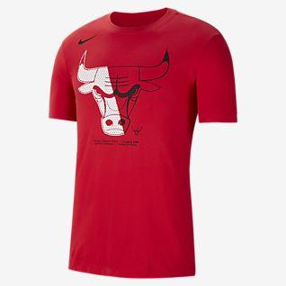 Regata NBA Chicago Bulls 2019 Nike Branca Versão Especial