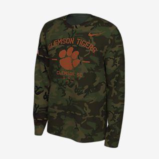 Clemson Tigers Apparel Gear Nike Com
