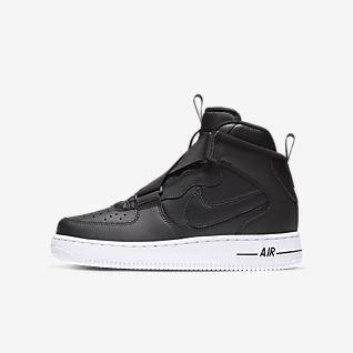 Enfant Air Force 1 Chaussures. Nike LU