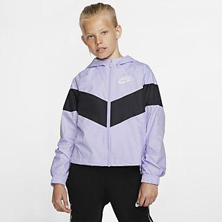 0585293bd Girls' Jackets & Vests. Nike.com