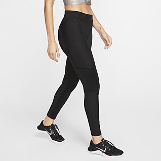 Women's Nike Pro Hypercool Tights & Leggings.