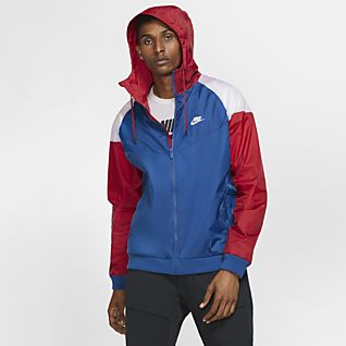 b25a200a874 Men's Sportswear Jackets & Vests. Nike.com