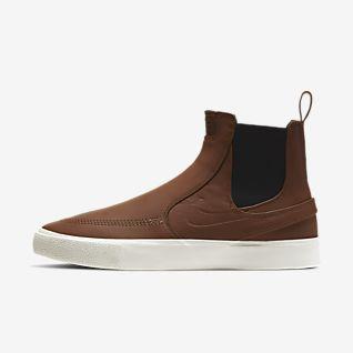 Nike SB Zoom Mogan Mid 2 6.0 Schuhe dark greyorange im