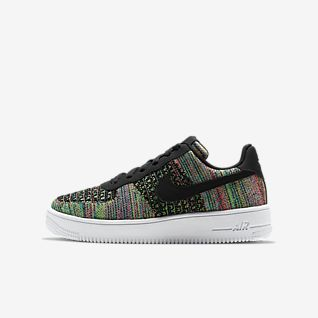 nike air force 1 flyknit 2.0 multicolor