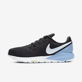 Nike Air Zoom Pegasus 35 Donner Grau Laufschuhe Herren