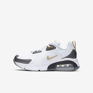 Nike air max 200 MARRON CELESTE Walking  