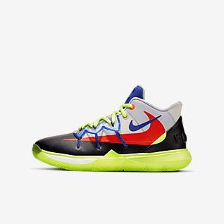 e40368607f Girls' Kyrie Irving Shoes. Nike.com