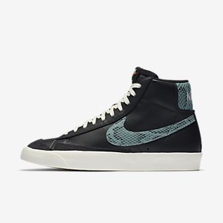 Schwarz Blazer Schuhe. Nike DE