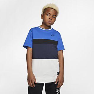 81b9ff55 Boys' Sale Tops & T-Shirts. Nike.com