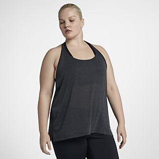 b8ce9521ab Women's Black Tank Tops & Sleeveless Shirts. Nike.com IE