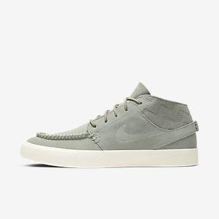 Billig Nike Sportswear Violett Orange Sneaker Damen Online